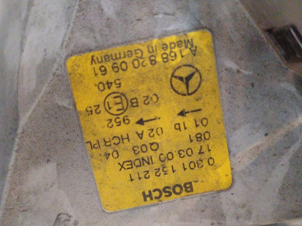 FARO IZQUIERDO MERCEDES CLASE A (W168) 160 CDI (168.007)  1.7 CDI Diesel CAT (60 CV) |   09.98 - 12.01_img_2
