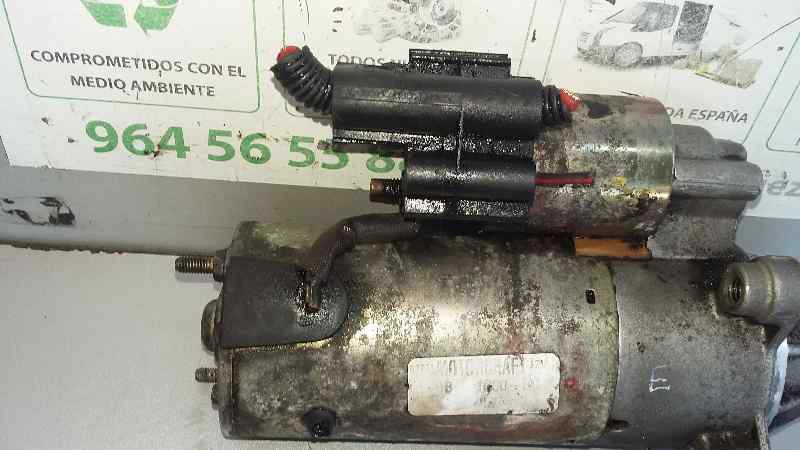 MOTOR ARRANQUE FORD FOCUS BERLINA (CAK) Trend  1.8 TDDI Turbodiesel CAT (90 CV) |   08.98 - 12.04_img_3