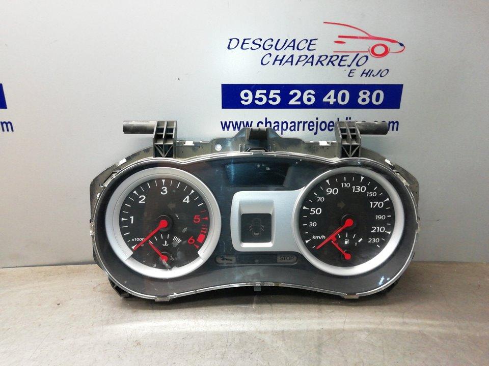CUADRO INSTRUMENTOS RENAULT CLIO III Dynamique  1.5 dCi Diesel FAP (88 CV) |   04.11 - 12.13_img_0