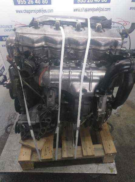 MOTOR COMPLETO NISSAN ALMERA (N16/E) Acenta  2.2 dCi Diesel CAT (112 CV) |   10.02 - 12.04_img_0
