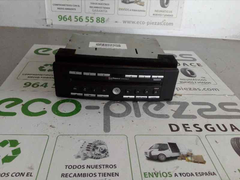 SISTEMA AUDIO / RADIO CD RENAULT LAGUNA II GRANDTOUR (KG0) Dynamique  2.2 dCi Turbodiesel (150 CV) |   03.01 - 12.05_img_1