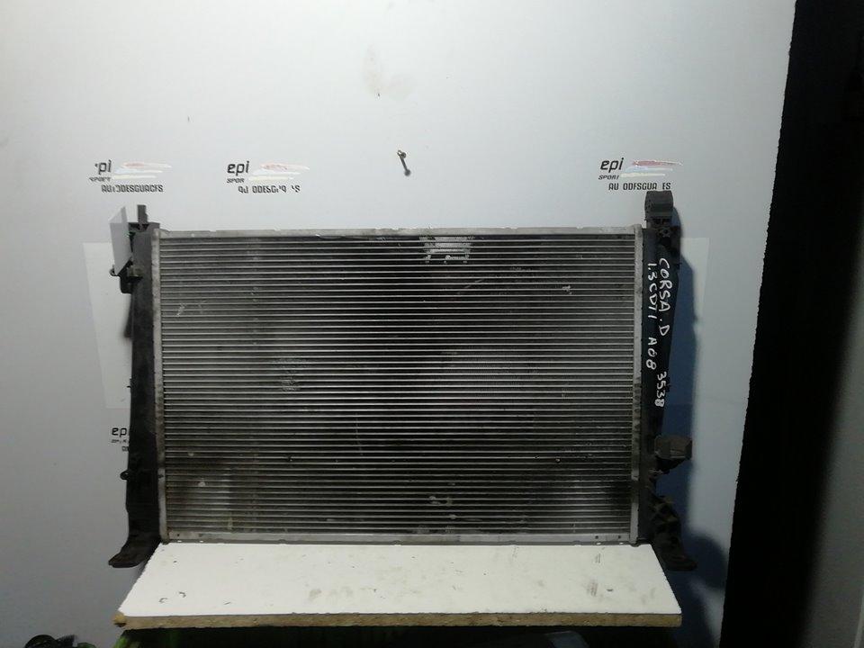 RADIADOR AGUA OPEL CORSA D Enjoy  1.3 16V CDTI CAT (Z 13 DTH / L4I) (90 CV) |   07.06 - 12.08_img_0