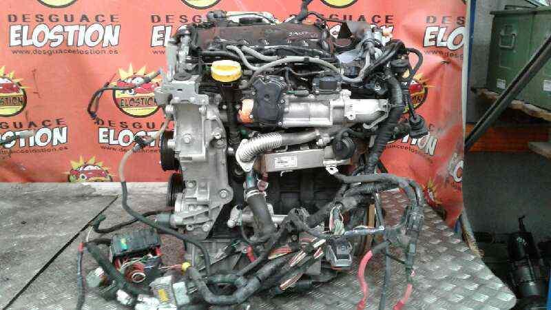 MOTOR COMPLETO RENAULT LAGUNA III Initiale  2.0 dCi Diesel FAP (150 CV) |   09.07 - 12.10_img_0