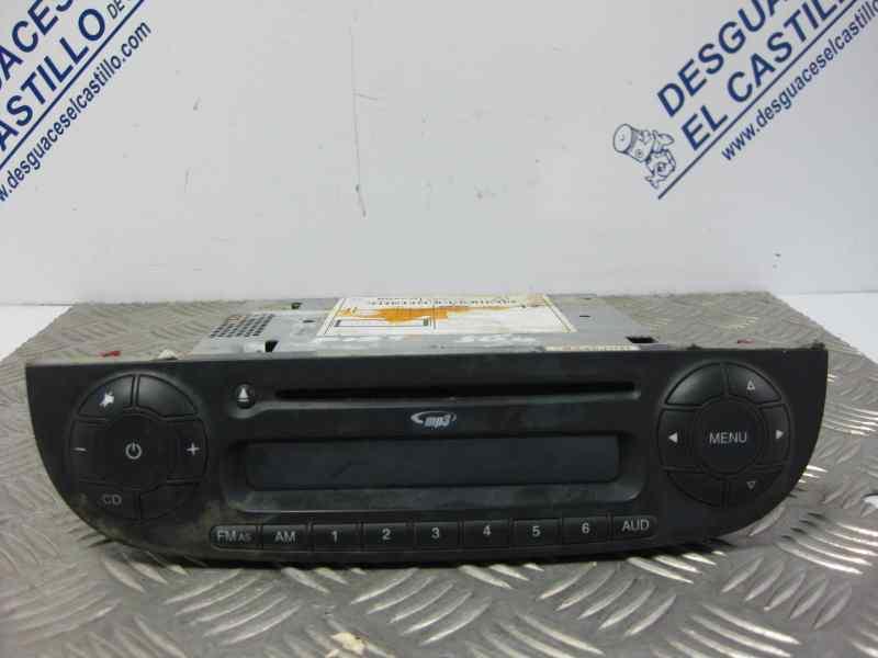 SISTEMA AUDIO / RADIO CD FIAT NUOVA 500 (150) Blackjack  1.2 CAT (69 CV) |   10.10 - 12.15_img_0