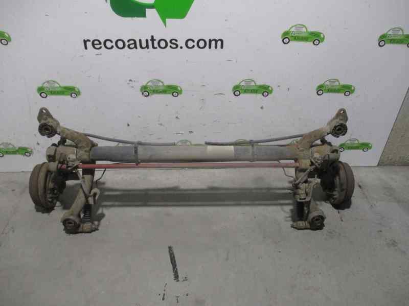 PUENTE TRASERO PEUGEOT 206 BERLINA XR  1.9 Diesel (69 CV) |   06.98 - 12.02_img_0