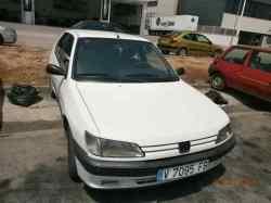 peugeot 306 berlina 4 puertas (s1) stdt  1.9 turbodiesel (92 cv) 1994-1996 D8A VF37BD8A230