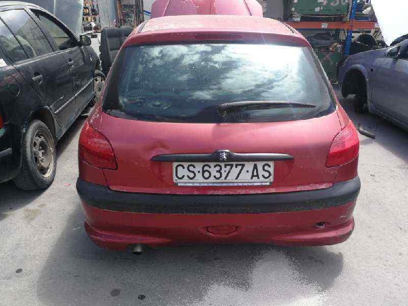 PEUGEOT 206 BERLINA XR  1.9 Diesel (69 CV) |   06.98 - 12.02_img_4