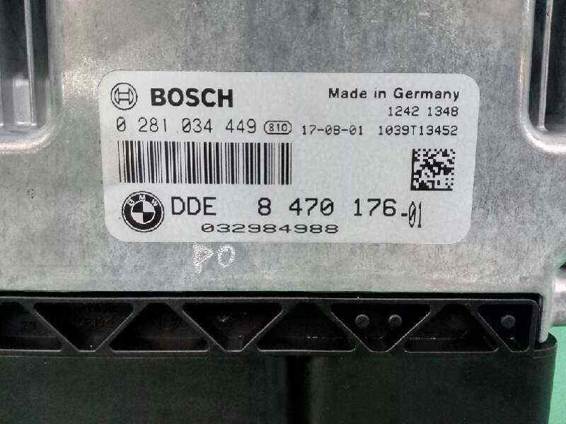 CENTRALITA MOTOR UCE BMW BAUREIHE 3 TOURING  (F31) 318d  2.0 16V Turbodiesel (150 CV) |   0.15 - ..._img_2