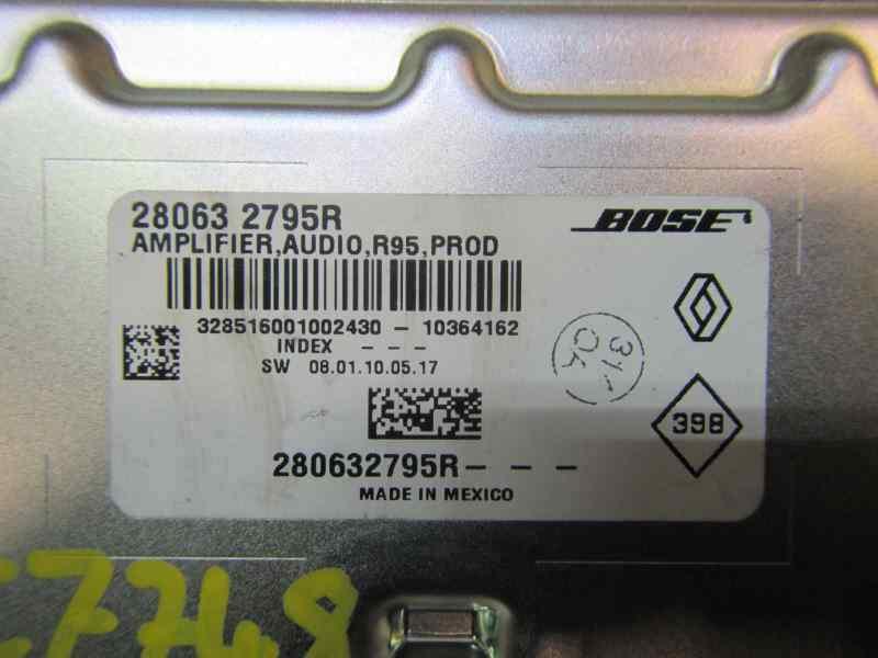 MODULO ELECTRONICO RENAULT SCENIC III Grand Dynamique  2.0 16V (140 CV) |   0.09 - ..._img_3