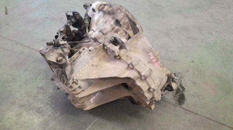 CAJA CAMBIOS VOLVO V50 FAMILIAR D4 Kinetic  2.0 Diesel CAT (177 CV)     04.10 - ..._img_2