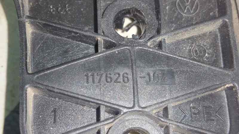 CERRADURA PUERTA TRASERA DERECHA  VOLKSWAGEN PASSAT BERLINA (3B3) Comfortline  1.8 20V Turbo (150 CV) |   10.00 - 12.04_img_4