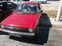 volkswagen polo (867/871/873) cl berlina  1.3  (54 cv) 1983- AAV WVWZZZ80ZJY