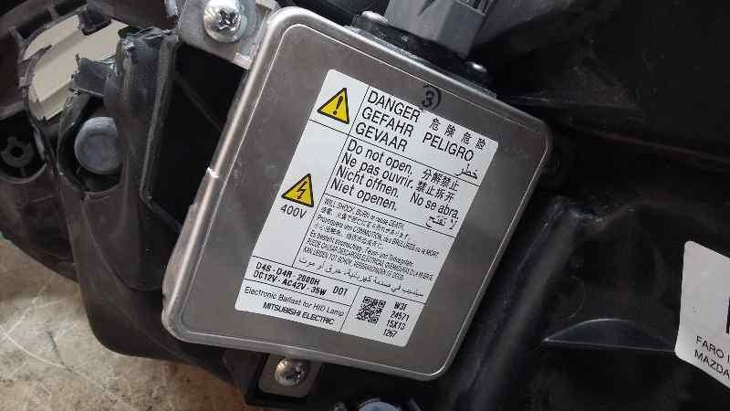 CENTRALITA FAROS XENON MAZDA 3 LIM. () Luxury  2.2 Turbodiesel CAT (150 CV) |   07.13 - 12.15_img_0