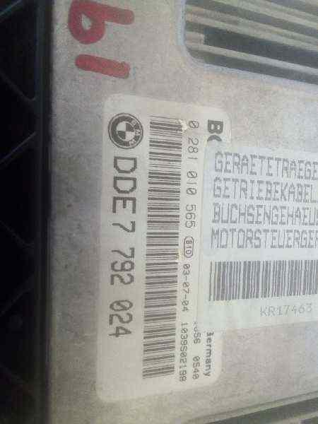 CENTRALITA MOTOR UCE BMW SERIE 3 COMPACT (E46) 320td  2.0 16V Diesel CAT (150 CV)     03.03 - 12.05_img_1