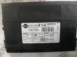 modulo electronico nissan almera (n16/e) acenta 2.2 dci diesel cat (112 cv) 2002-2004