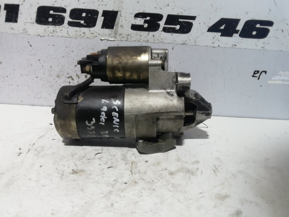 MOTOR ARRANQUE RENAULT SCENIC (JA..) 1.9 DCI Authentique   (102 CV)     03.01 - 12.03_img_4