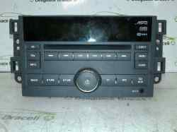 sistema audio / radio cd chevrolet aveo ls 1.2 cat (72 cv)