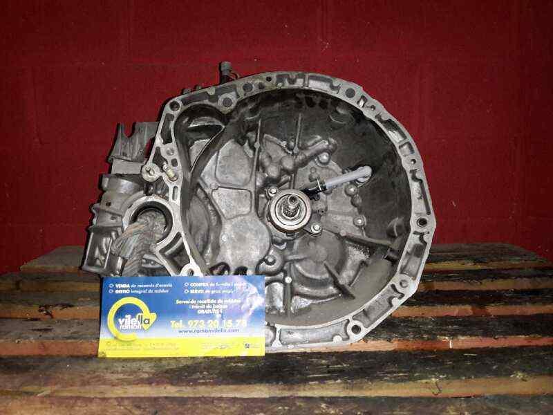 CAJA CAMBIOS RENAULT MEGANE II FAMILIAR Dynamique  1.9 dCi Diesel FAP CAT (110 CV) |   11.05 - ..._img_0