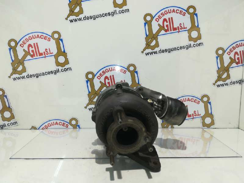 TURBOCOMPRESOR RENAULT SCENIC II Confort Authentique  1.9 dCi Diesel (120 CV) |   06.03 - 12.05_img_5