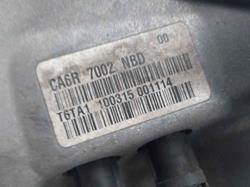 CAJA CAMBIOS FORD FIESTA (CCN) Trend  1.0 EcoBoost CAT (101 CV)     06.12 - 12.15_mini_4