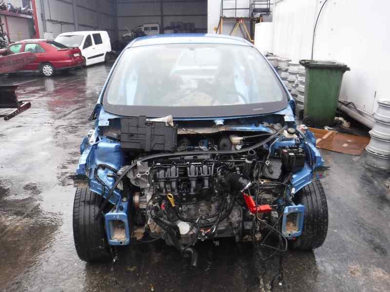 7c05a379e465 FORD FIESTA (CB1) Titanium 1.4 16V CAT (97 CV) | 07.08 ...