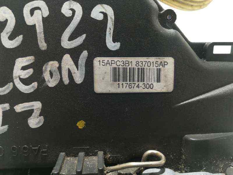 CERRADURA PUERTA DELANTERA IZQUIERDA  SEAT LEON (1M1) Signo  1.9 TDI (110 CV) |   11.99 - 12.04_img_2
