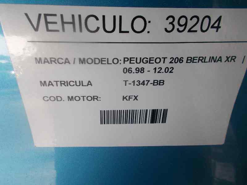 PEUGEOT 206 BERLINA XR  1.4  (75 CV) |   06.98 - 12.02_img_1