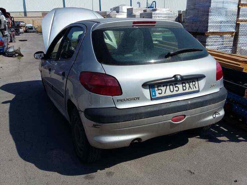 PEUGEOT 206 BERLINA XR  1.9 Diesel (69 CV)     06.98 - 12.02_img_2