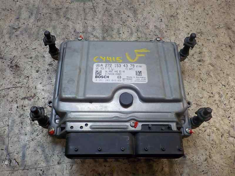CENTRALITA MOTOR UCE MERCEDES CLASE E (W211) BERLINA E 350 (211.056)  3.5 V6 CAT (272 CV)     10.04 - 12.09_img_0