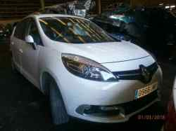 renault scenic iii grand bose edition  1.5 dci diesel fap (110 cv) 2014-2015 K9K656 VF1JZ89BH54
