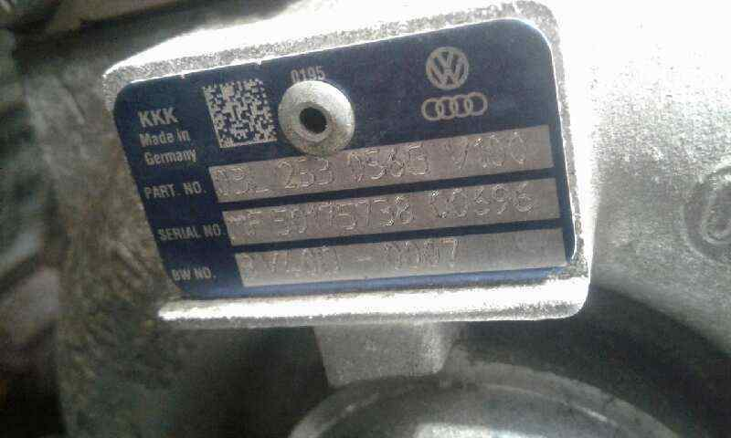 MOTOR COMPLETO AUDI A3 SPORTBACK (8P) 2.0 TDI Ambiente   (140 CV) |   09.04 - 12.08_img_3