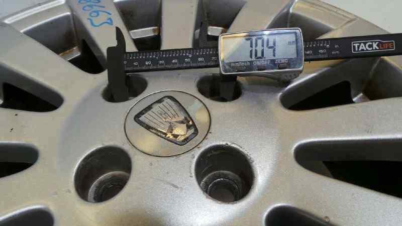 LLANTA MG ROVER SERIE 45 (T/RT) Classic  2.0 TD (113 CV) |   06.04 - 12.05_img_1