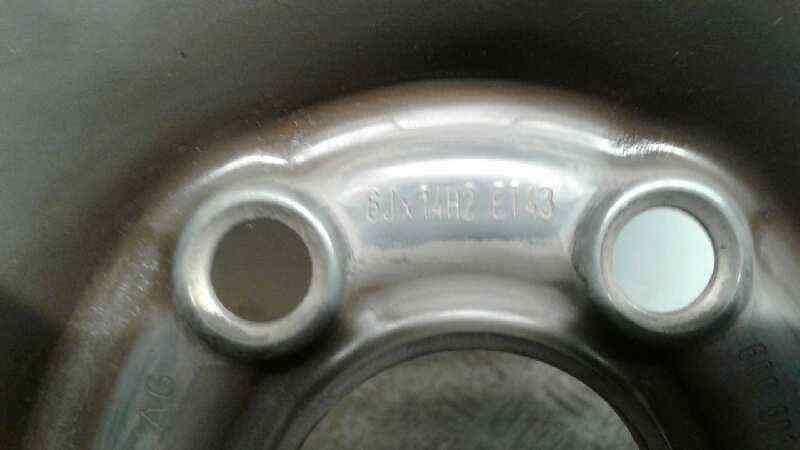 LLANTA SEAT CORDOBA BERLINA (6L2) Fresh  1.4 TDI (75 CV) |   12.03 - 12.04_img_1