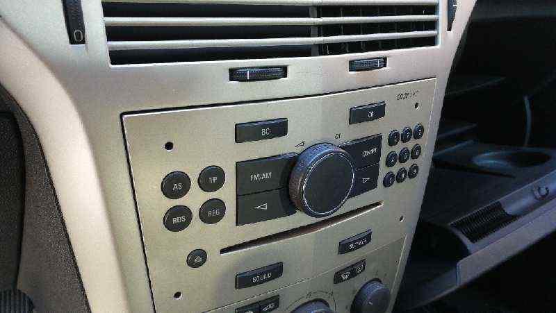 SISTEMA AUDIO / RADIO CD OPEL ASTRA H BER. Enjoy  1.7 16V CDTI (101 CV) |   02.07 - 12.08_img_0