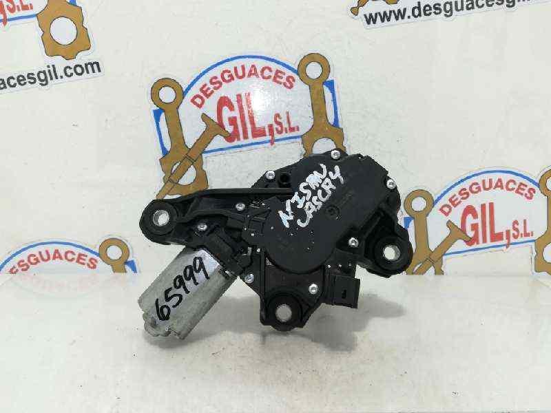 MOTOR LIMPIA TRASERO NISSAN QASHQAI (J10) Visia  1.5 dCi Turbodiesel CAT (103 CV)     01.08 - ..._img_0