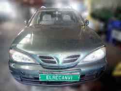 nissan primera berlina (p11) básico  2.0 turbodiesel cat (90 cv) 2000- CD20T SJNTDAP11U0