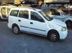 opel astra g caravan club  1.7 turbodiesel cat (x 17 dtl / 2h8) (68 cv) 1998-1999 X17DTL W0L0TGF35X8