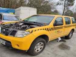 NISSAN PATHFINDER (R51) 2.5 dCi Diesel CAT