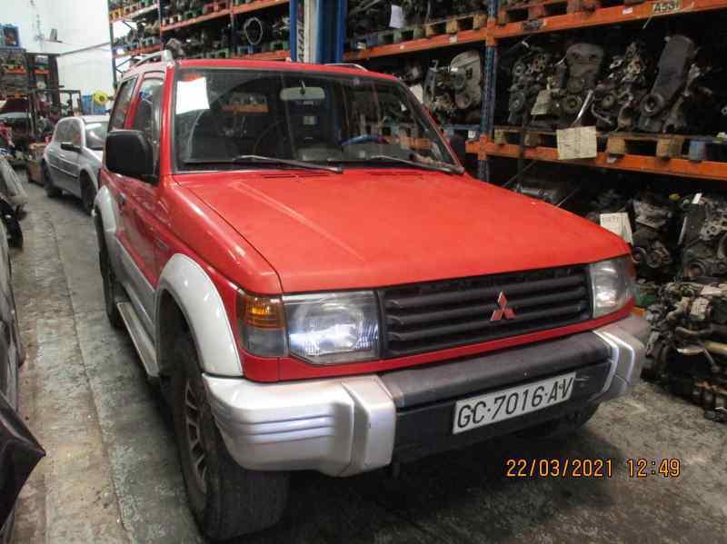 MITSUBISHI MONTERO (V20/V40) 2500 TD GLS (2-ptas.)  2.5 Turbodiesel (99 CV) |   05.91 - ..._img_0
