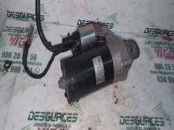 motor arranque audi a6 berlina (4f2) 3.0 tdi quattro (165kw) (224 cv) 2004-2006