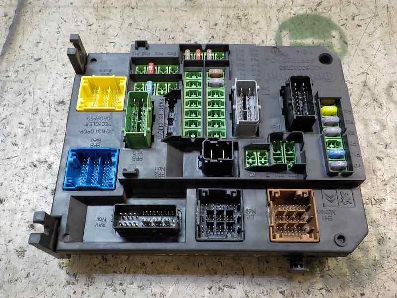 CAJA RELES / FUSIBLES CITROEN DS4 Design  1.6 e-HDi FAP (114 CV) |   11.12 - 12.15_img_2