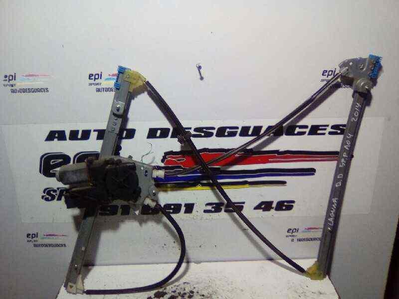 ELEVALUNAS DELANTERO DERECHO RENAULT LAGUNA II (BG0) Authentique  2.2 dCi Turbodiesel (150 CV)     0.01 - ..._img_1