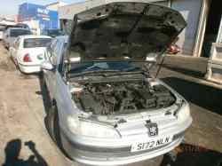 peugeot 406 berlina (s1/s2) svdt  1.9 turbodiesel (92 cv) 1995-1996  VF38BP8CE80