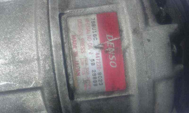 COMPRESOR AIRE ACONDICIONADO BMW SERIE 3 BERLINA (E46) 330d  3.0 24V Turbodiesel CAT (184 CV) |   02.00 - 12.03_img_2