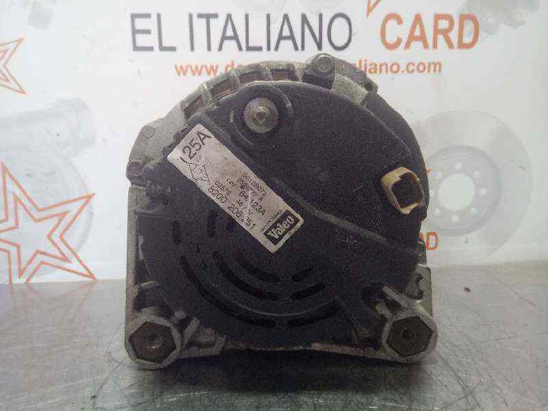 ALTERNADOR RENAULT VEL SATIS (BJ0) Privilege  2.0 16V Turbo (163 CV) |   01.02 - 12.05_img_3