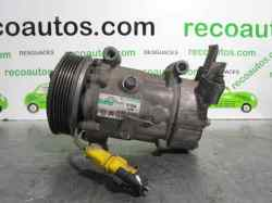 compresor aire acondicionado peugeot 206 berlina xs 1.4 hdi (68 cv) 1998-2007