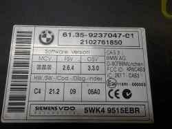MODULO ELECTRONICO BMW SERIE 3 BERLINA (E90) 320d  2.0 16V Diesel (163 CV) |   12.04 - 12.07_mini_4