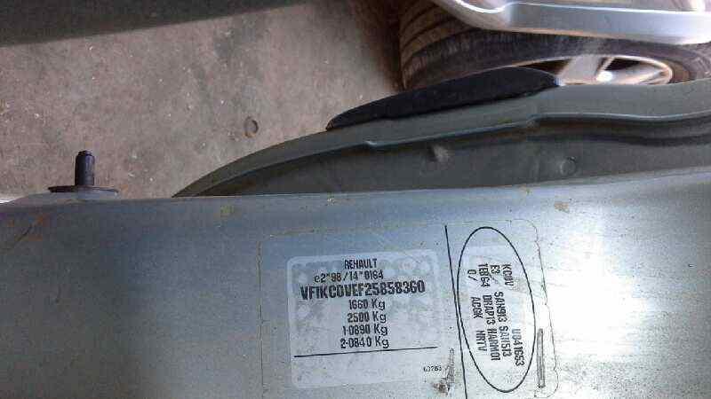 PILOTO TRASERO DERECHO RENAULT KANGOO (F/KC0) 1.9 dTi Diesel   (80 CV)     0.97 - ..._img_3