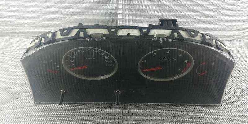 CUADRO INSTRUMENTOS NISSAN ALMERA (N16/E) Acenta  1.5 dCi Turbodiesel CAT (82 CV)     12.02 - 12.04_img_0