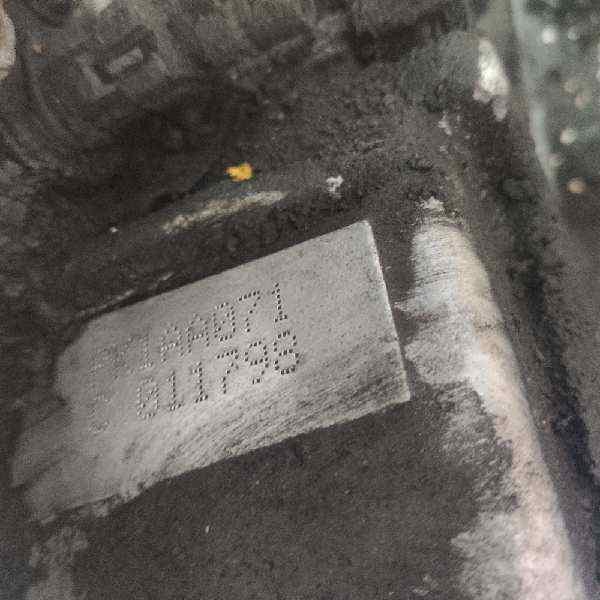 CAJA CAMBIOS RENAULT LAGUNA (B56) 2.2 dT RXE   (113 CV)     04.98 - 12.99_img_0